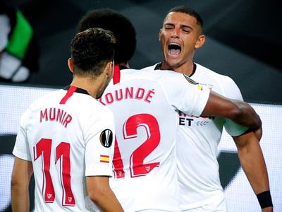Sevilla se proclama campeón de la Europa League