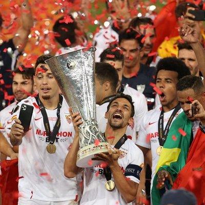 Sevilla derrotó al Inter y volvió a conquistar la Europa League
