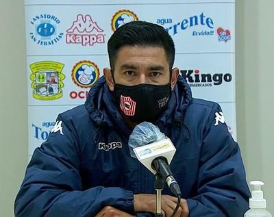 Cristian Martínez apunta a seguir trabajando