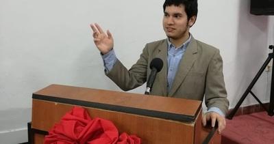 Sanlorenzano ganó beca para estudiar en Taiwán