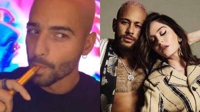 """HOY / ¿Fue o no 'tesapo'ê'?, Maluma sobre Neymar y Natalia: """"Si están juntos, igual no me importa"""""""