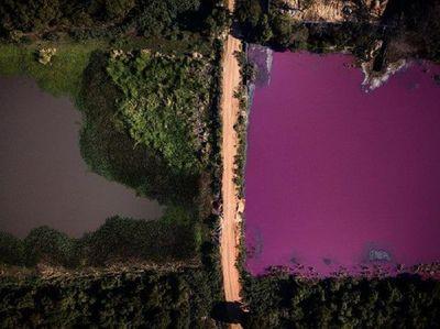 MADES solicita cierre definitivo de empresa que contaminó Laguna Cerro