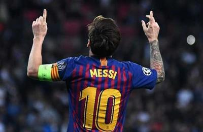El jugador que sería la opción para reemplazar a Messi si es que decide dejar el Barcelona