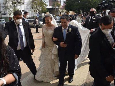 """Para Sequera, boda de Sol Cartes genera """"sensación de inequidad y de injusticia"""""""