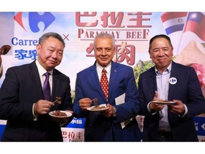 En Taiwán ofertan la carne paraguaya online y en cadena de hipermercados