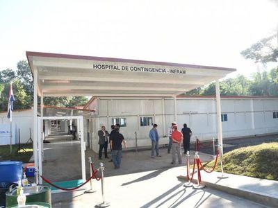 Ineram: Médicos muestran realidad en terapias y piden conciencia ante el Covid-19
