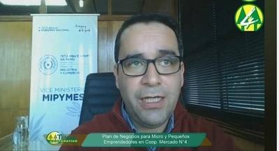 """HOY / Isaac Godoy, Viceministro de la MIPYMES, sobre el curso virtual """"Plan de Negocios para Micro y Pequeños Emprendedores"""""""