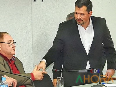 """Audios confirma estrecha relación entre diputado ULISES QUINTANA y traficante """"CUCHO"""""""