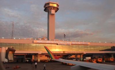 HOY / Aprueban protocolo para retomar vuelos internacionales