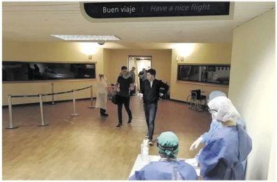 "Ministerio de Salud aprueba protocolo de ""vuelos burbuja"""