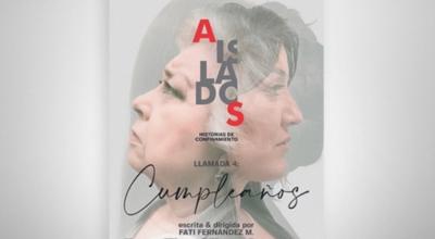 HOY / Aislados: historias de confinamiento, estrena segunda temporada presidida por mujeres