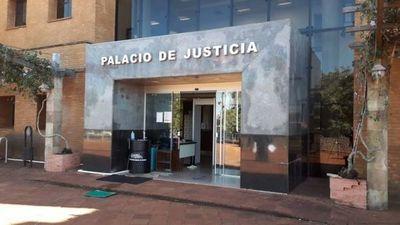 Palacio de Justicia de Pedro Juan Caballero suspende actividades por casos de covid-19