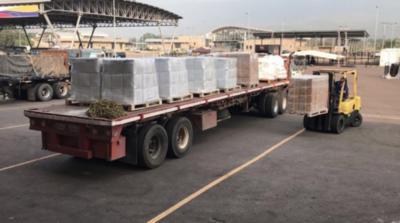 HOY / Unión Europea envía 82 toneladas de material médico a Venezuela