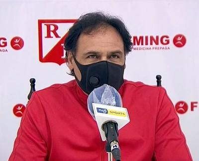 Celso Ayala considera que River Plate mereció un triunfo