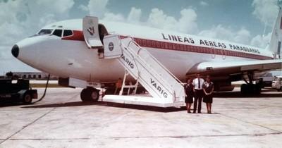 Hace 57 años, LAP comenzaba a conquistar los cielos del mundo