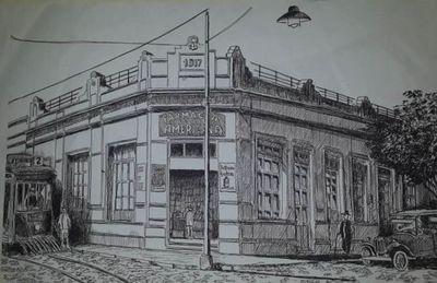 Una velada del año 1926