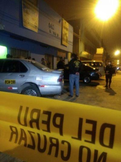 Al menos 13 murieron por asfixia durante un operativo policial en una discoteca clandestina en Perú previo al inicio del toque de queda por el coronavirus