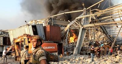 Se acentúa el sentimiento anti-Hezbolá en el Líbano, tras la explosión