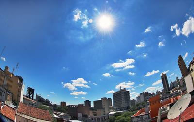 Temperatura en ascenso desde este domingo