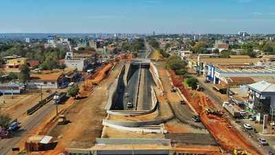 Multiviaducto: A finales de este mes culmina primera fase de la obra