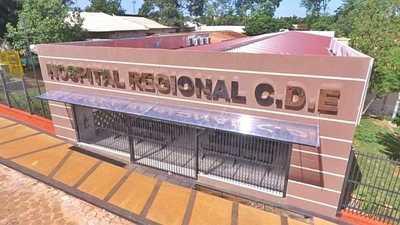 Hospital Regional de CDE tendrá otro pabellón a finales de septiembre
