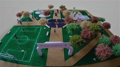 Secretaría Nacional de Deportes anuncia construcción de 70 plazas deportivas