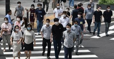 Corea del Sur registra el mayor número de casos diarios de COVID-19 desde marzo