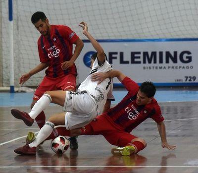 Gran expectativa por el Nacional Futsal FIFA