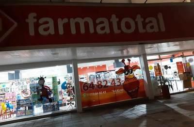 Detienen a un albañil tras robar una farmacia en Mora Cué •