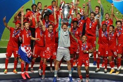 Bayern Múnich es campeón por sexta ocasión de la Champions League