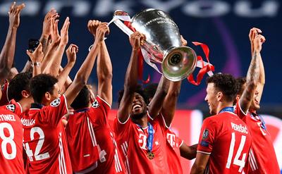 Bayern Múnich sube al podio de los más ganadores de Europa