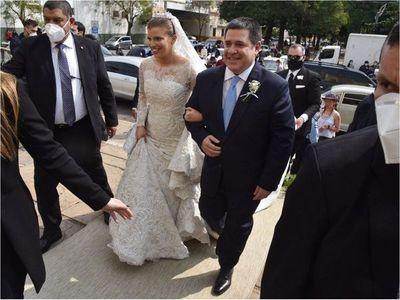 Tardía investigación de boda de Sol Cartes con tufo a blanqueo