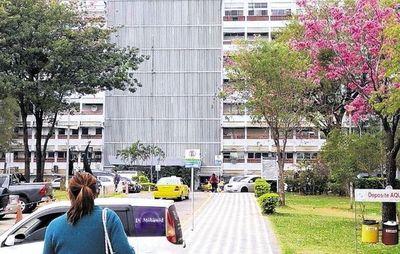 IPS contrató a firma de construcción para que le  provea insumos médicos