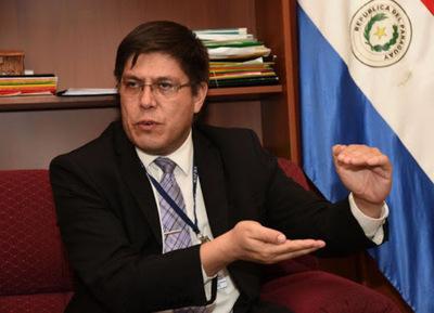 Portillo renunció al Viceministerio de Salud