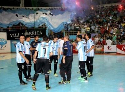 HOY / 41 federaciones inscriptas para el Nacional de Futsal FIFA