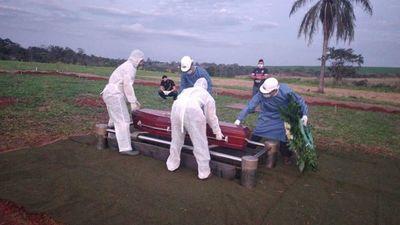 Cementerio exclusivo para personas fallecidas por covid-19, posibilidad que no se excluye