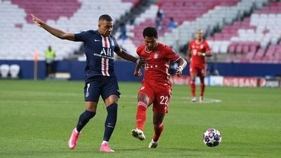 HOY / Bayern y PSG dominan el once de la temporada de la UEFA