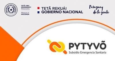 ▶ Hoy inicia el pago de Pytyvo 2.0 para todo el país [VIDEO]