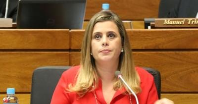 """""""Julio Rolón se tiene que ir del viceministerio por irresponsable"""", asegura diputada"""
