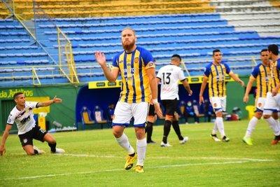 Isidro Pitta  marca el mejor gol de la fecha