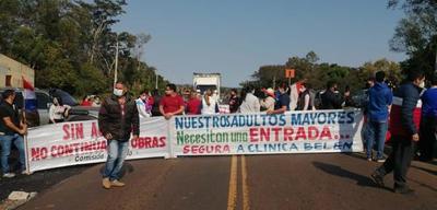 Pobladores de Espinillo piden acceso a la comunidad – Prensa 5