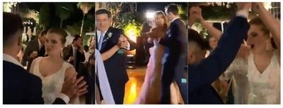 Defensa de Patrick Bendlin advierte que responsabilidad recaería sobre organizadora de boda y ofrece 'reparación'