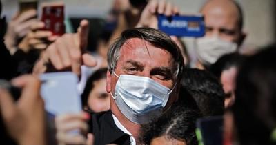 """Bolsonaro a periodista: """"Qué ganas de reventarte la boca a golpes"""""""