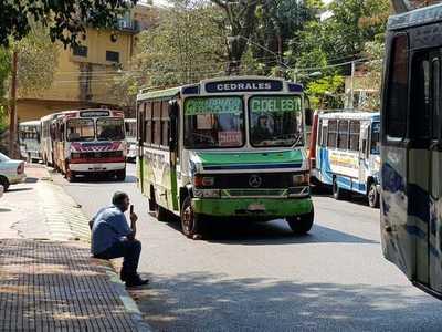 CDE sin transporte público