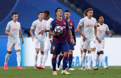 Limpieza profunda en el Barça