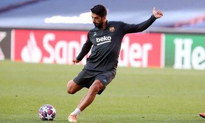 Luis Suárez ya no seguirá en Barcelona