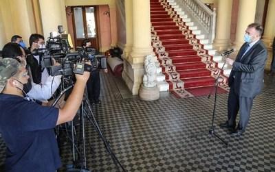 Gobierno anunció medidas económicas para hacer frente a cuarentena social