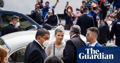 The Guardian: Boda Cartes-Bendling, una demostración de impunidad