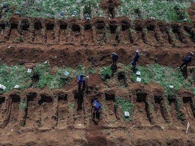Piden cementerio exclusivo para muertos por Covid