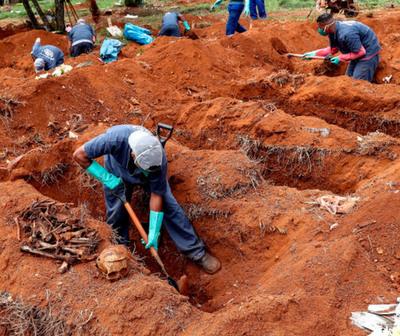 Piden cementerio exclusivo para fallecidos por COVID-19